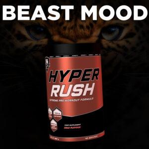 HYPER RUSH..prw_workout 380g